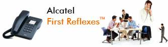 Alcatel First Reflexes