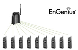 engenius wirelss phone systems